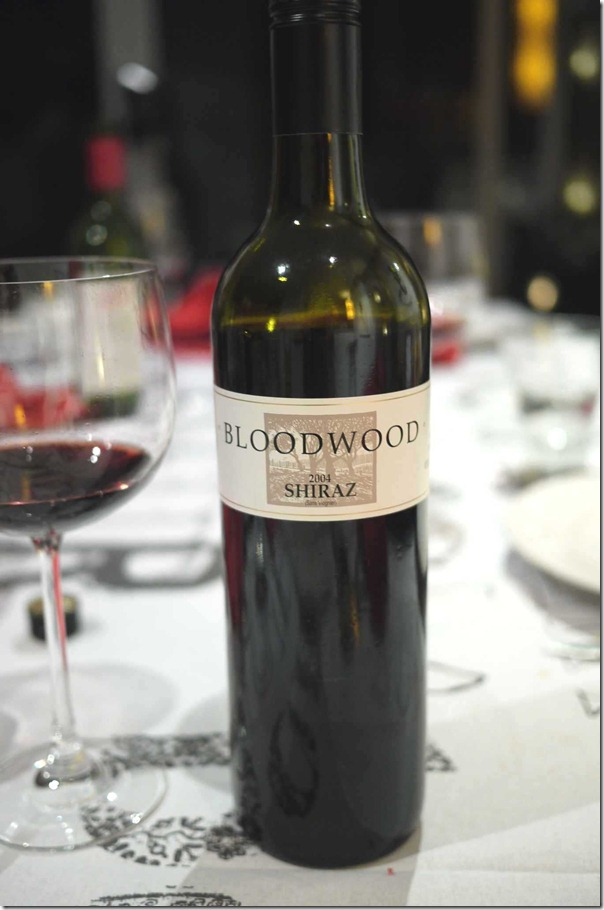 2004 Bloodwood Shiraz