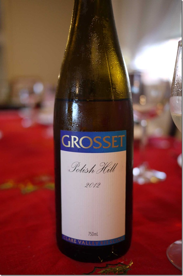 2012 Grosset Polish Hill Riesling