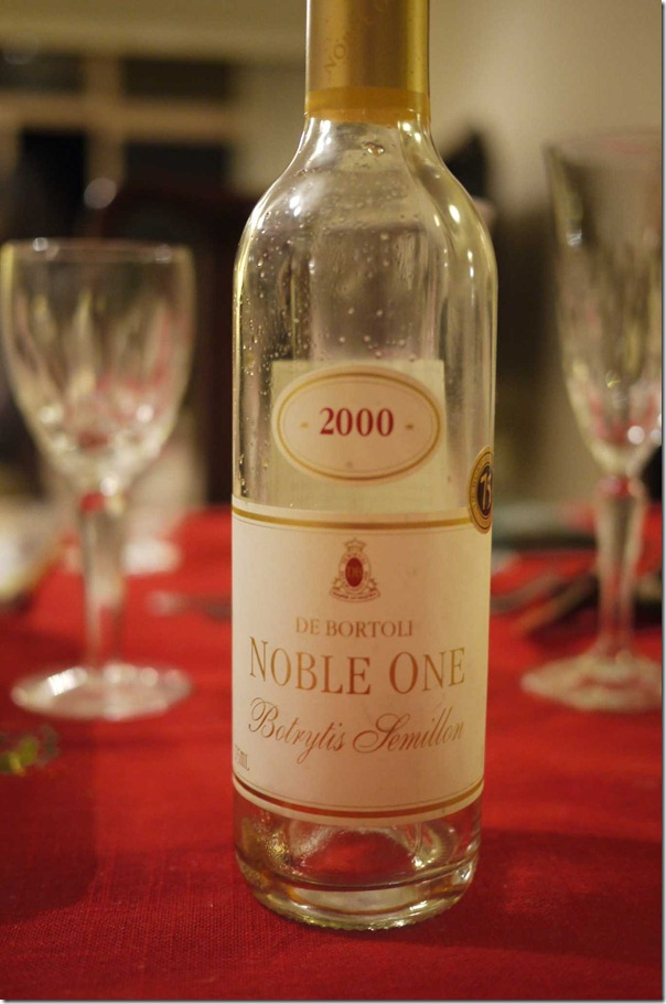 2000 Noble One Botrytis Semilllon