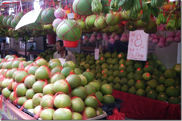 Pomelos are a symbol of family unity during Chinese New Year