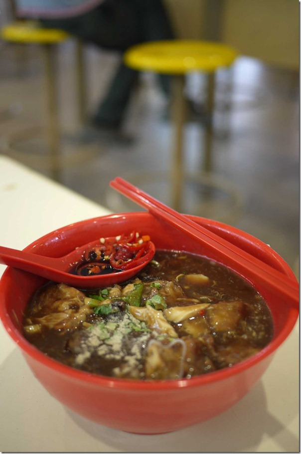 Lor Mee S$3 or A$2.50