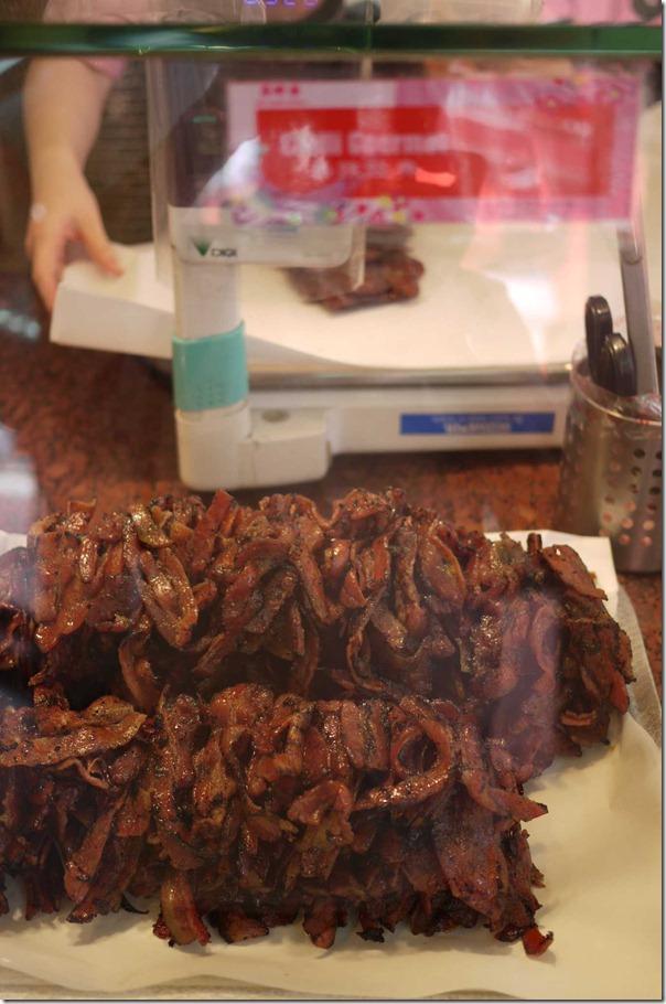 Lim Chee Guan sliced pork