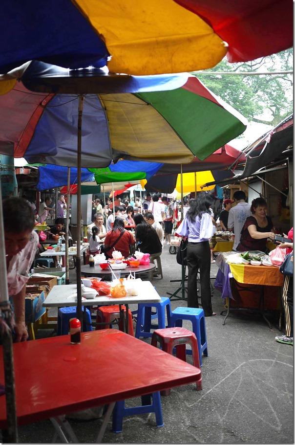 Jalan Imbi market food stalls