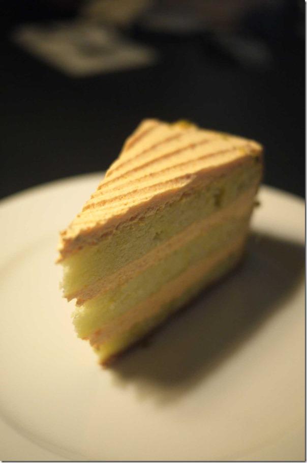 Cempedak or jackfruit cake RM15 or A$4.70