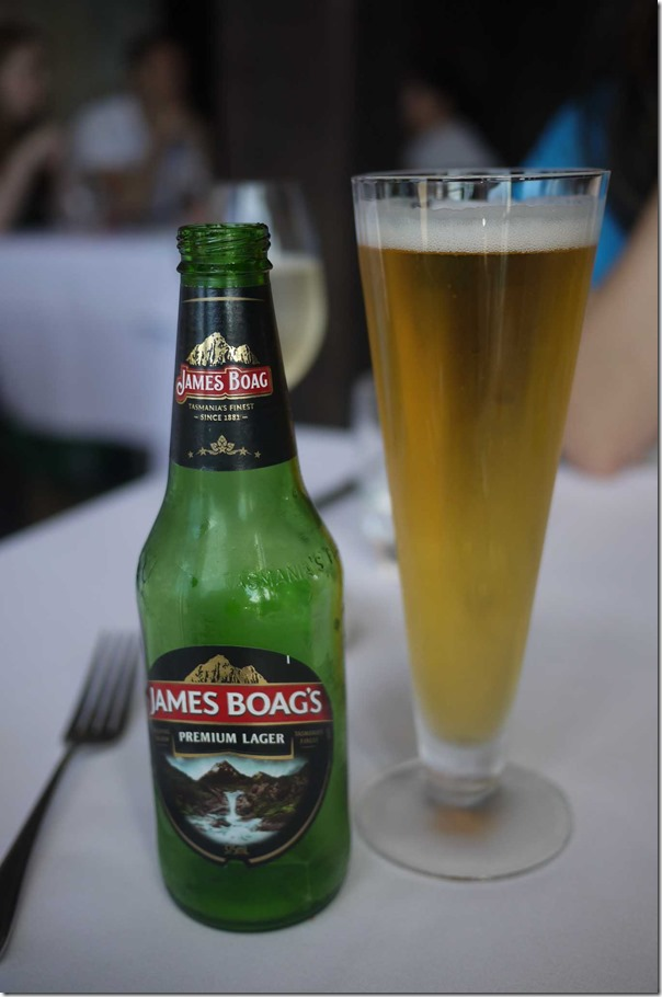 James Boag's Premium Lager $9.50