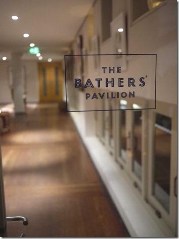 The Bathers' Pavilion in Mosman, Sydney