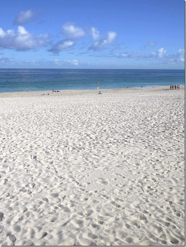 White sand ~ City Beach, Perth