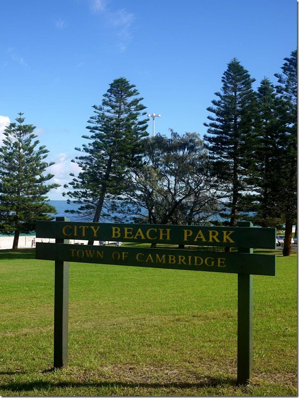 City Beach Park, Perth