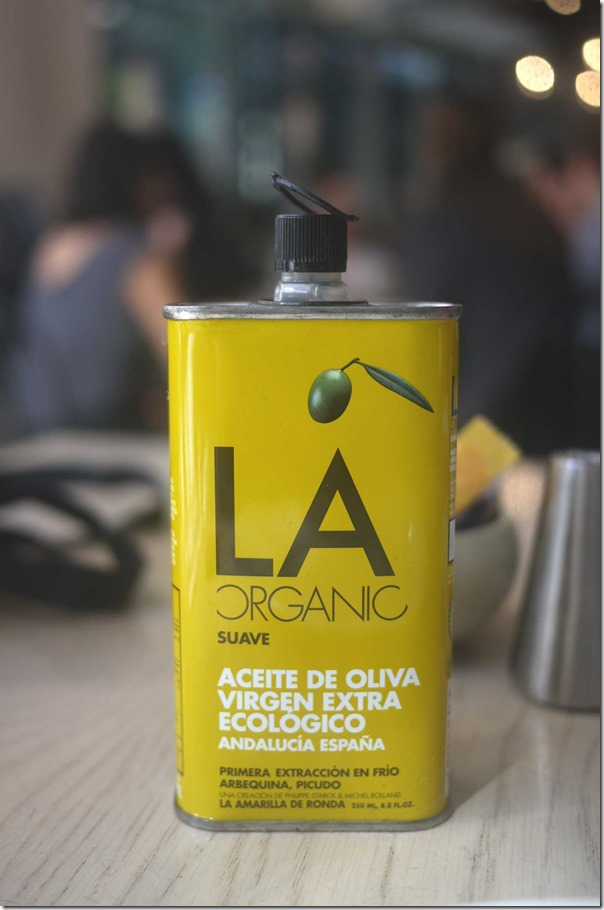 LA Organic Extra Virgin Olive Oil