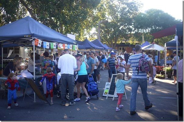 Mount Claremont Farmers Market