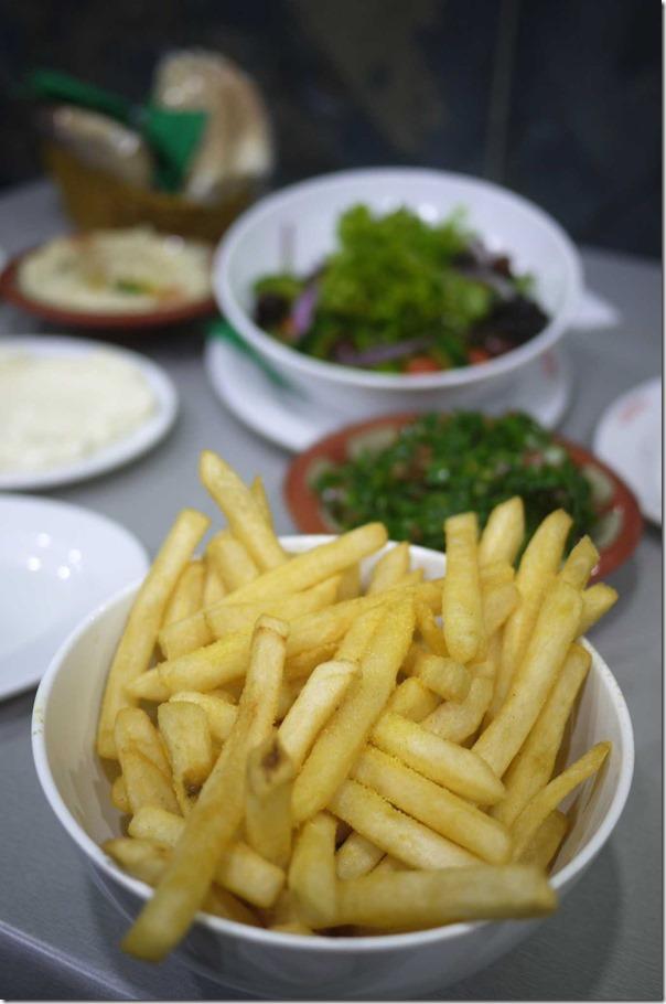 Regular chips $4