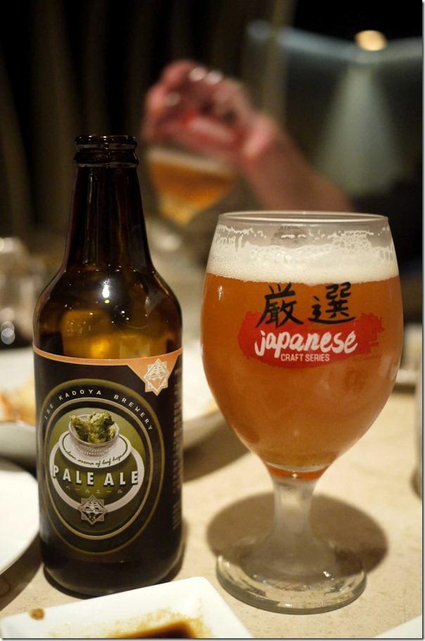 Ise Kadoya Pale Ale $7.50