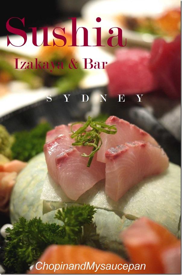 Sushia Izakaya & Bar