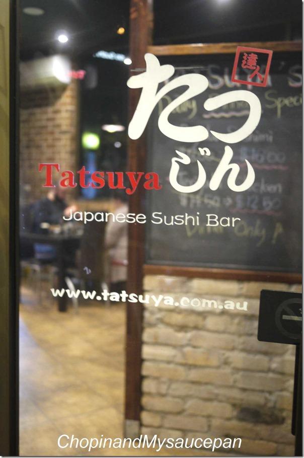 Tatsuya Japanese Sushi Bar
