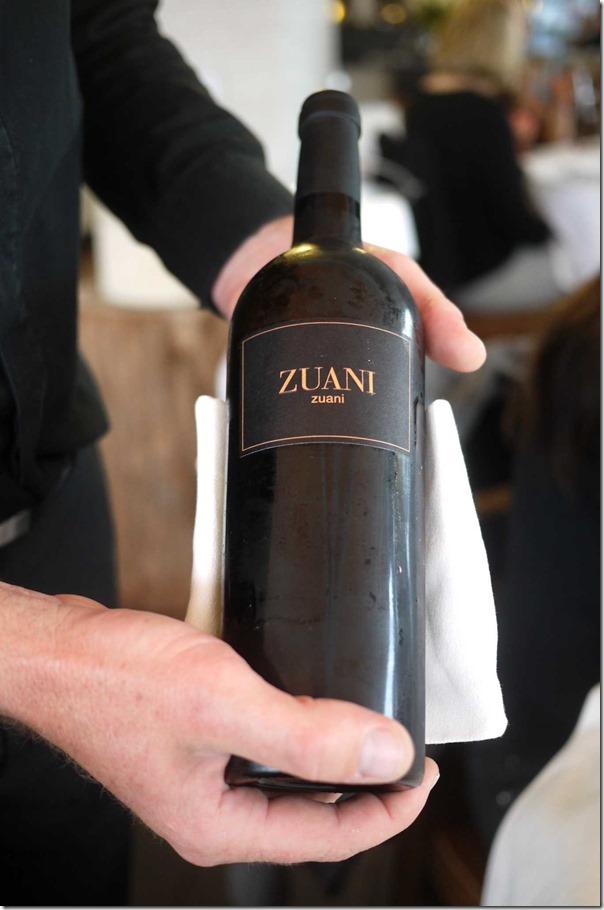 2009 Zuani Reserva $99
