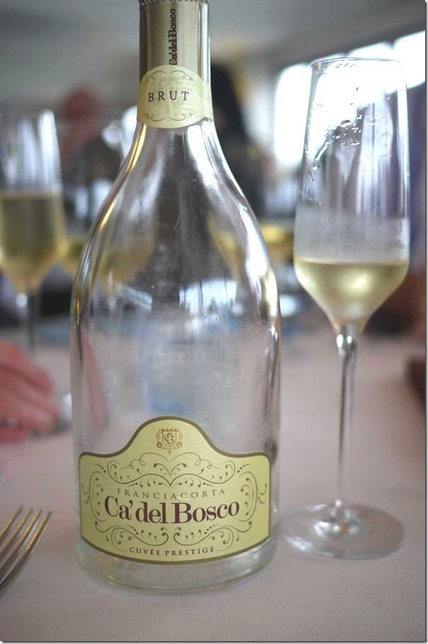Ca' Del Bosco Franciacorta, Cuvee Prestige $95