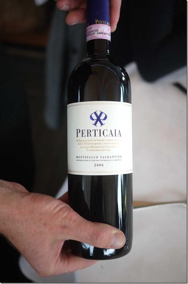2006 Perticaia Sagrantino $135