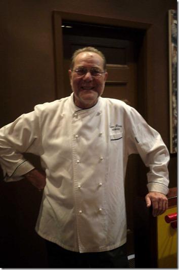 Armando Percuoco of Ristorante Buon Ricordo