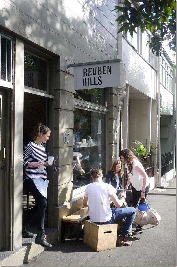 Reuben Hills, Surry Hills