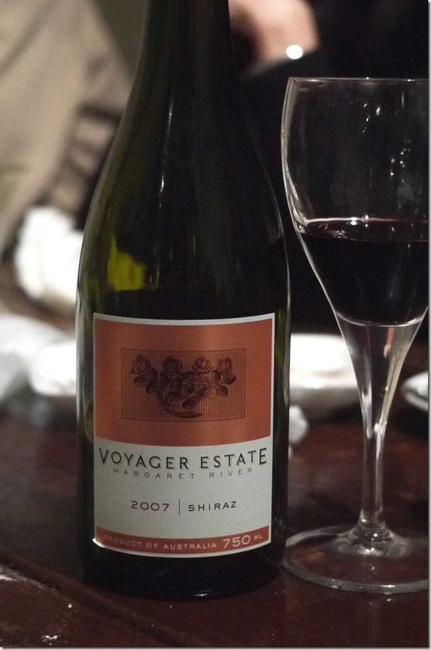 2007 Voyager Estate Shiraz