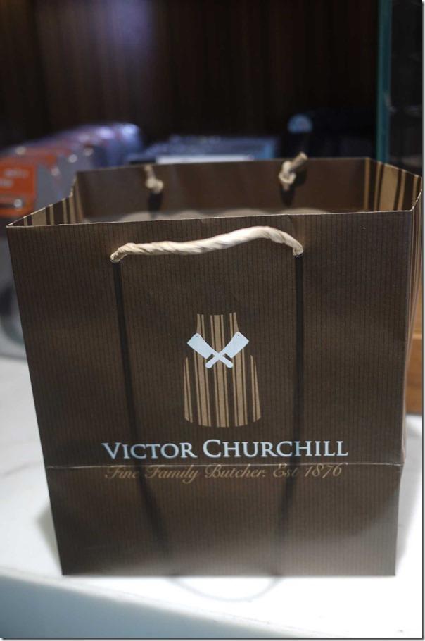 Victor Churchill, Woollahra, Sydney