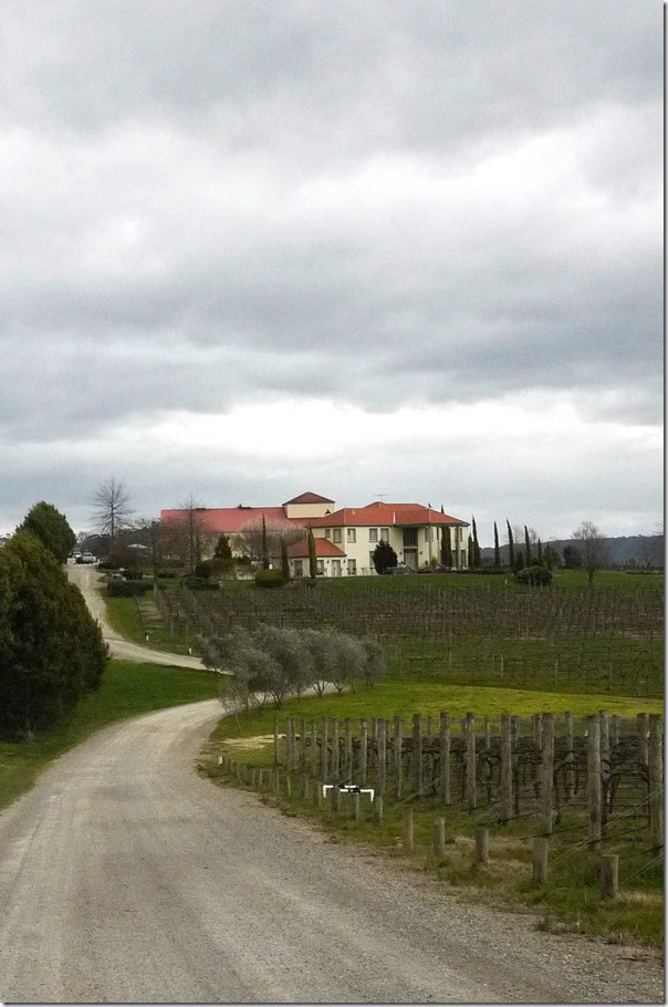 Tokar Estate winery, Yarra Valley