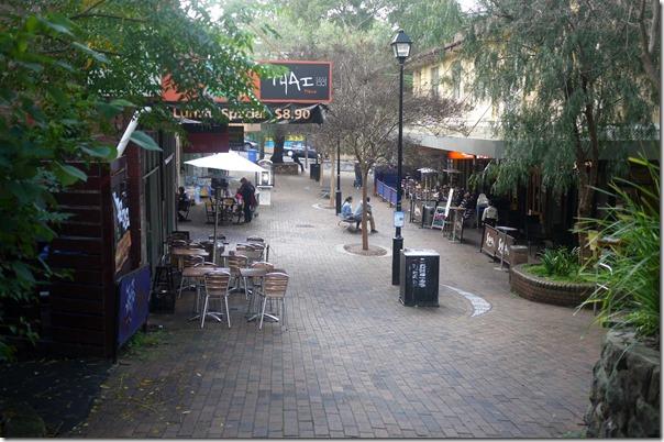 Eat street ~ Wilkes Avenue, Artarmon