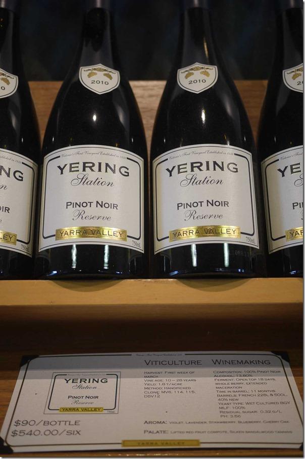 Yering Station Reserve Pinot Noir