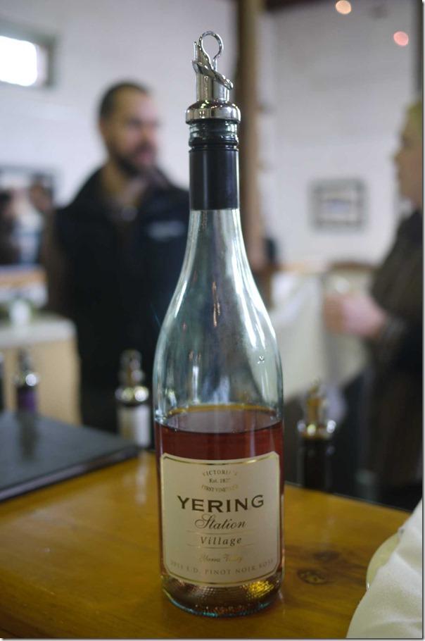 2011 Yering Station Pinot Noir Rose