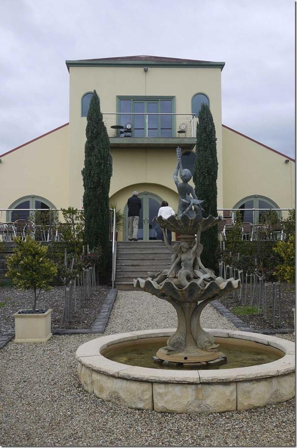 Tokar Estate winery, Yarra Valley