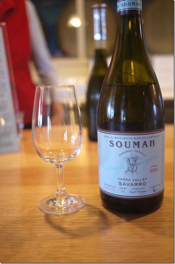 2012 Soumah Savarro, Yarra Valley