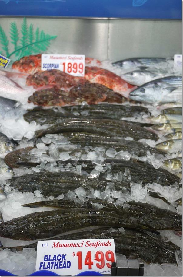 Black flatheads $14.99/kg