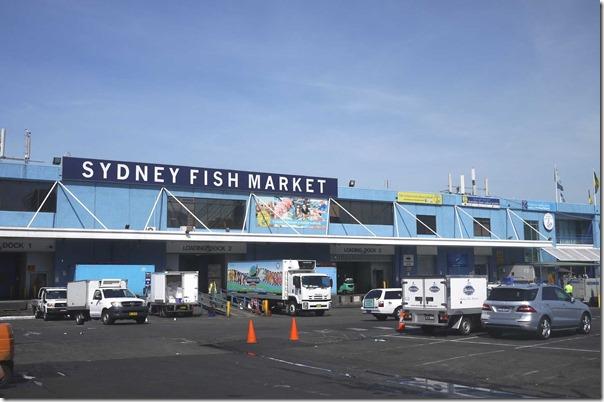 Sydney Fish Market, Pyrmont