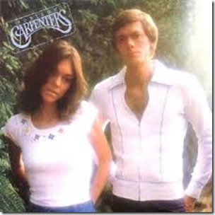 Sixth consecutive platinum award: Carpenters' Horizon album