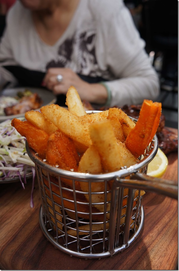 Spiced frits
