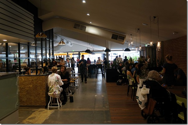 Dining room, Typika Artisan Roasters, Claremont, Perth