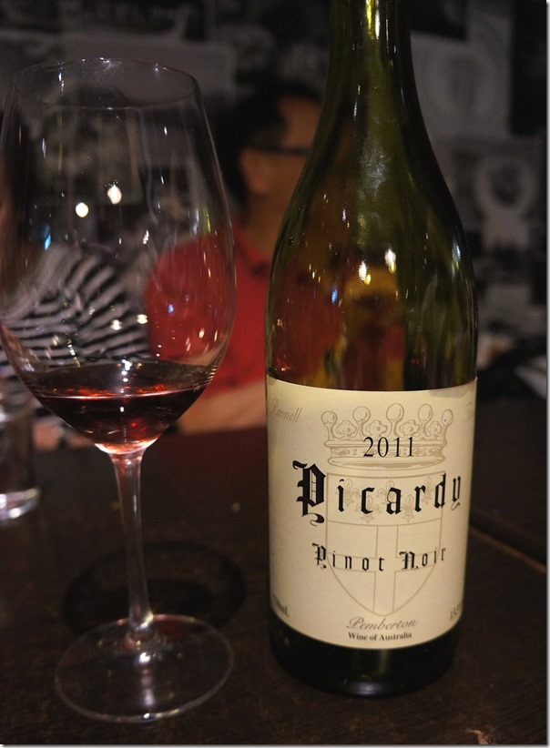 2011 Picardy Pinot Noir, Pemberton, Western Australia