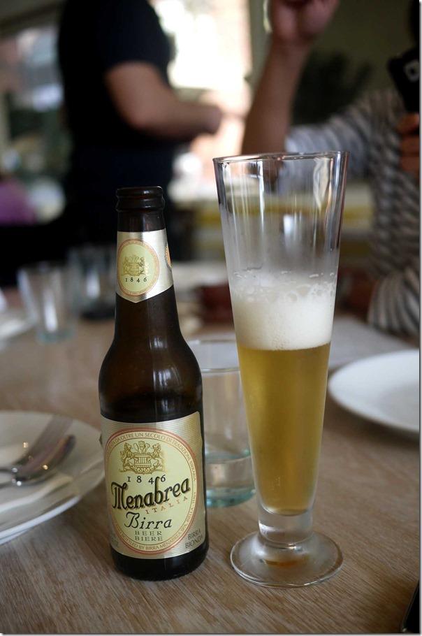 Menabrea birra $8