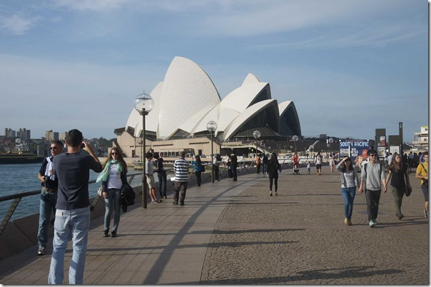 Iconic and magnificent: Sydney Opera House