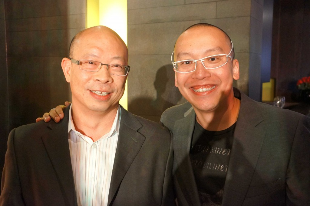 The Monk with Alvin Quah