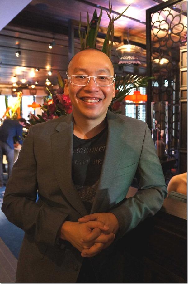 MasterChef contestant: Alvin Quah