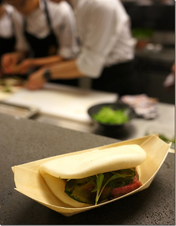 David Blackmore wagyu beef buns