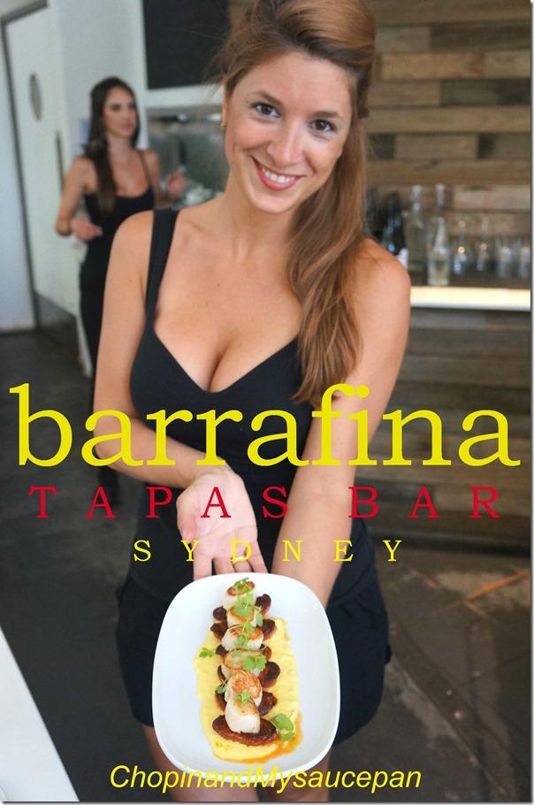 Barrafina Tapas Bar, Sydney | ChopinandMysaucepan