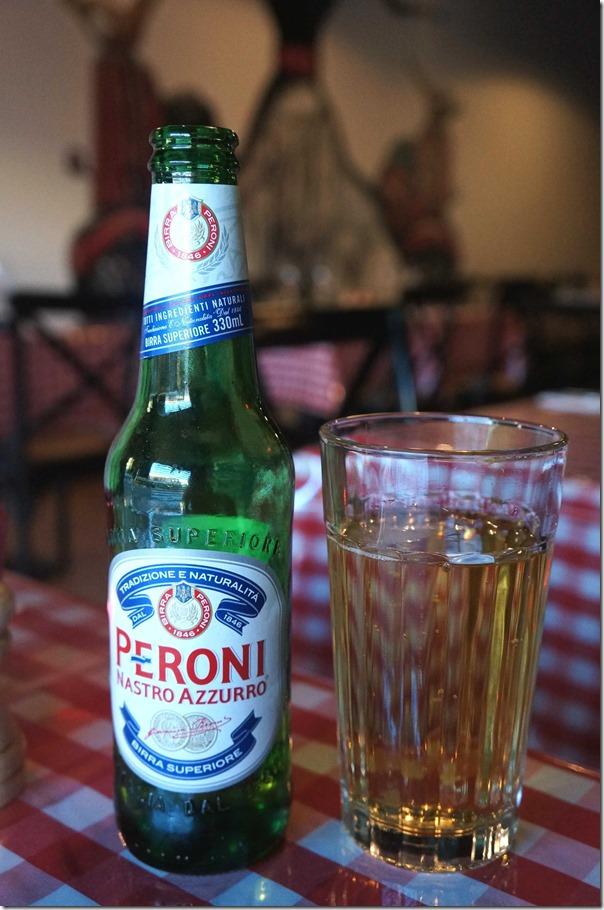 Peroni Premium $8
