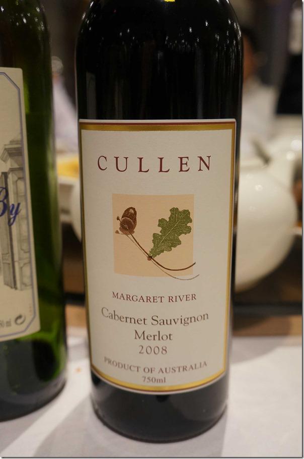 2008 Cullen Cabernet Sauvignon Merlot