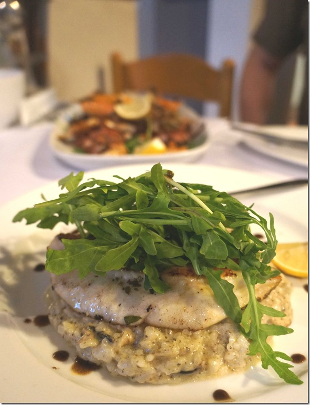 Special ~ Grilled John Dory risotto $28