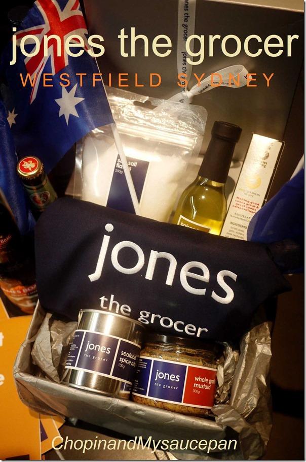 Jones the Grocer, Westfield Sydney
