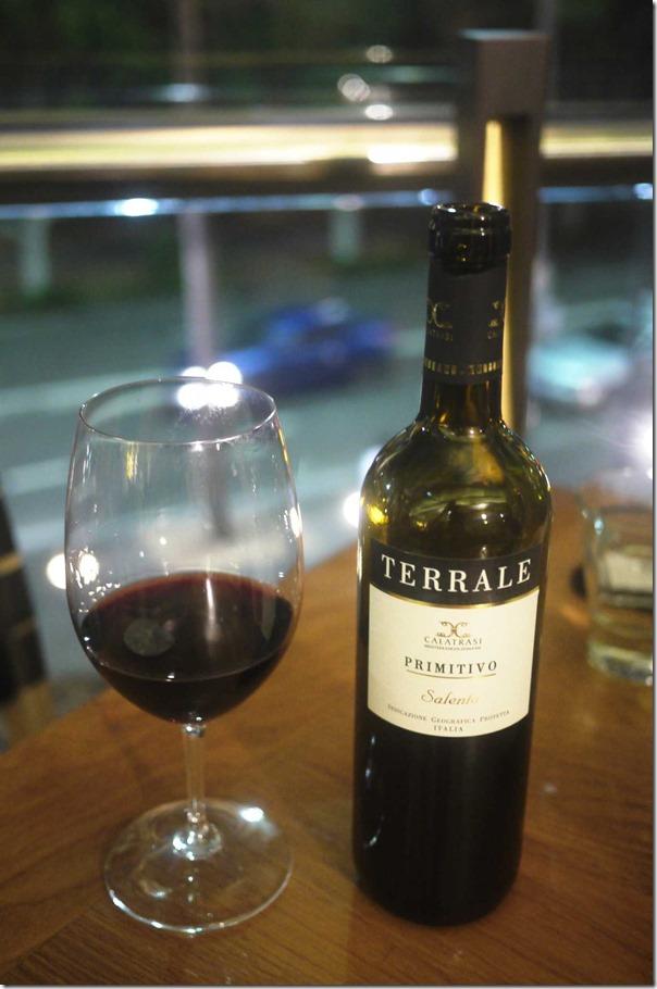 2011 Terrale Primitivo $50