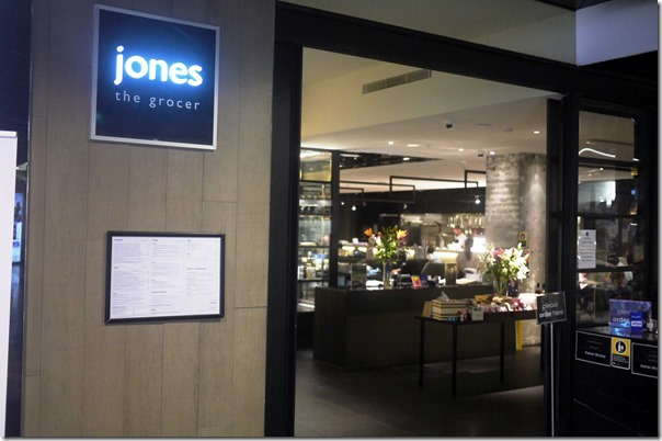 jones the grocer, Level 5, Westfield Sydney