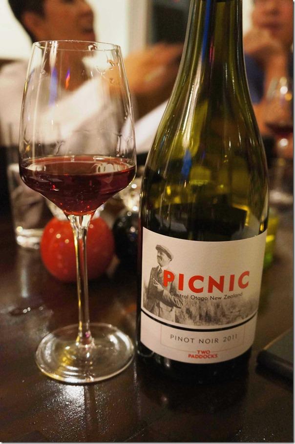 2011 Two Paddocks 'Picnic' Pinot Noir $50